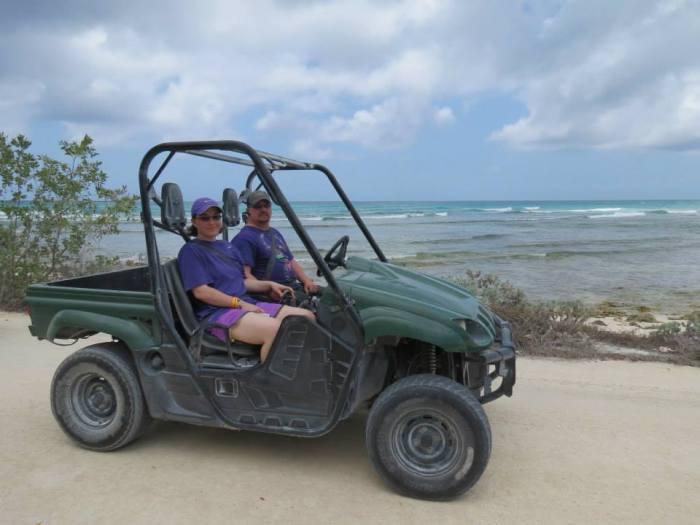 Shore excursion: Mini Jeep Exploration and Swim or Snorkel