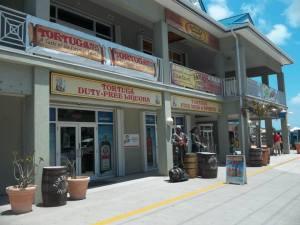 Grand Caymen shopping