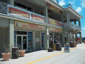 Grand Caymen shopping