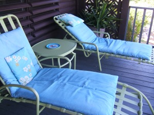 Our Mary Lee's deck