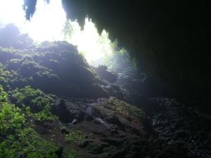 Inside Rio Camuy Caverns