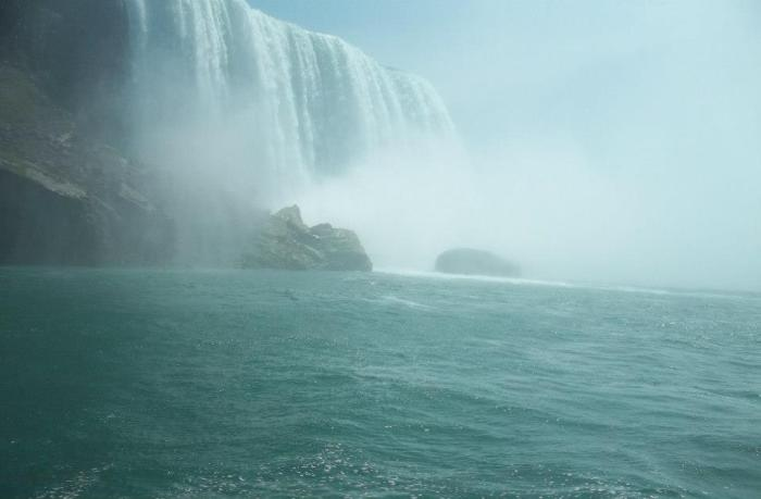 From the Maid of the Mist