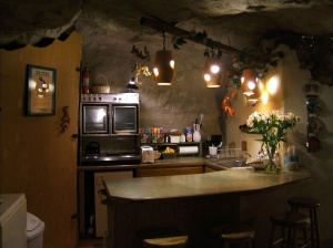 Kokopelli Cave kitchen