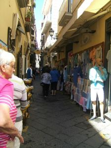 Shopping in Sorrento