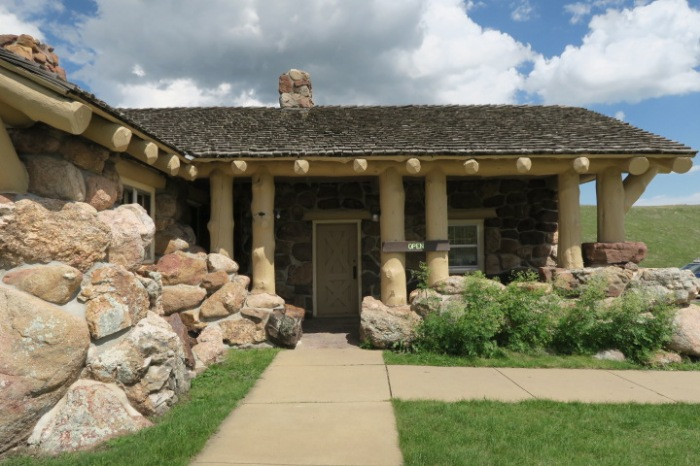 Custer State Park office